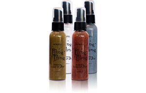 Glitter Additive shimmer spray